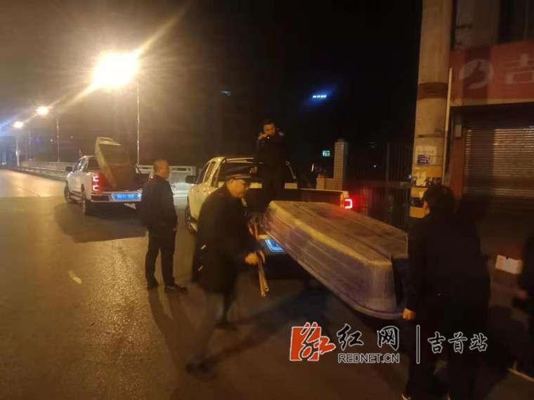 吉首市渔政执法打击非法捕捞